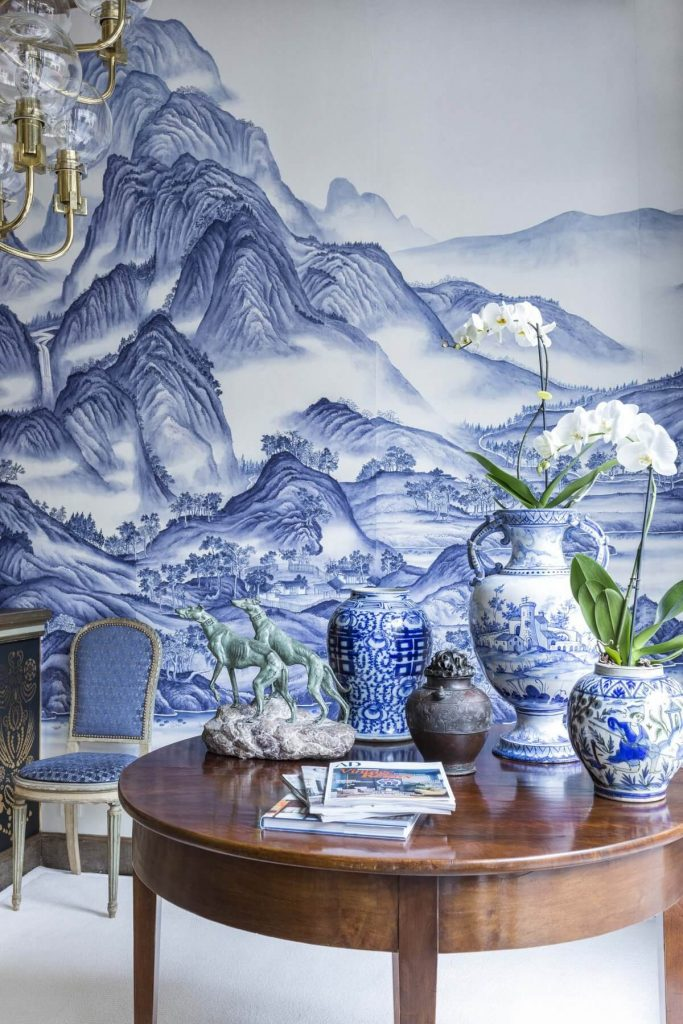 de gournay chinesse