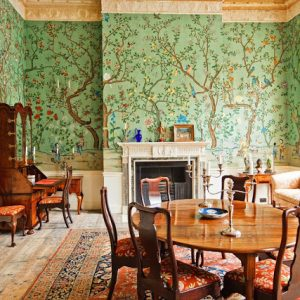 De Gournay's magic