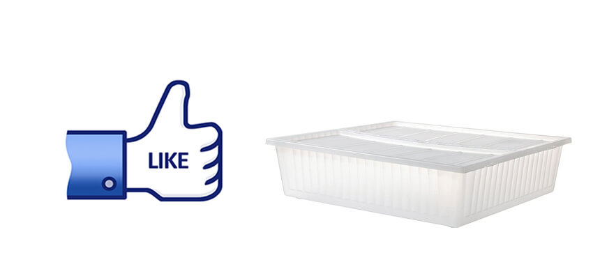 ikea storage containers