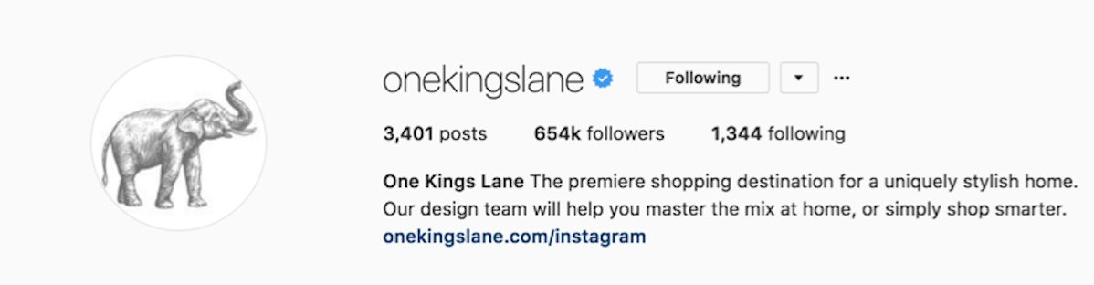 one kings lave Ig