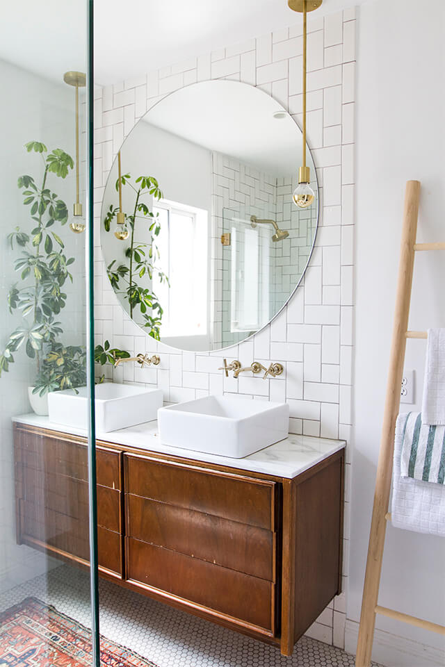 two sinks bathroom renovation tips