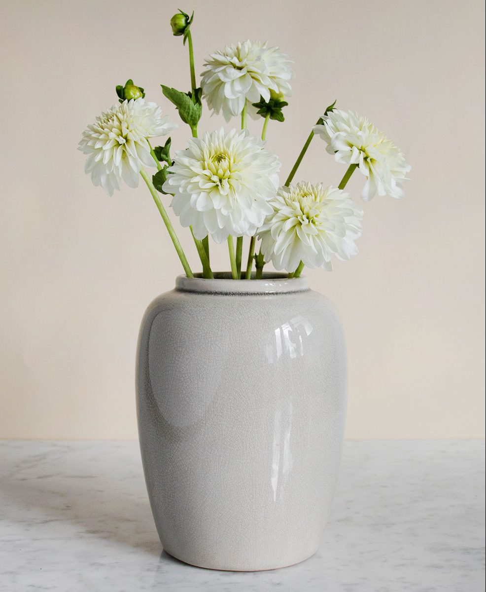 flower vase from tambur shop