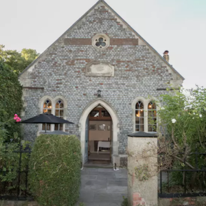 Ever Spent a Night in a Chapel? With this Airbnb Listing You Can