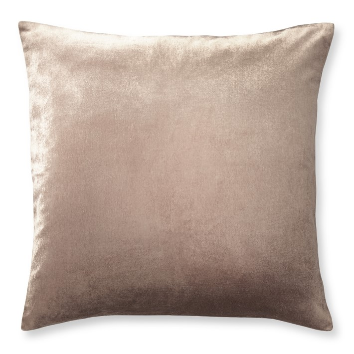 hygge decor velvet pillow