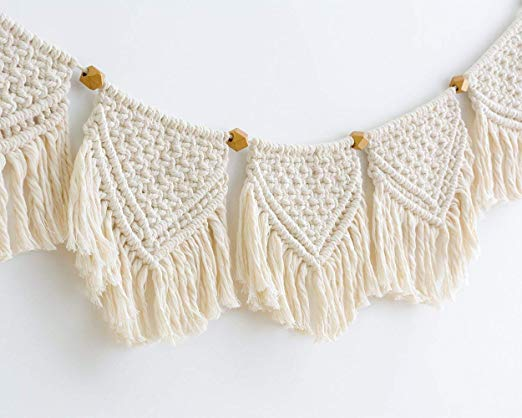 hygge decor macrame