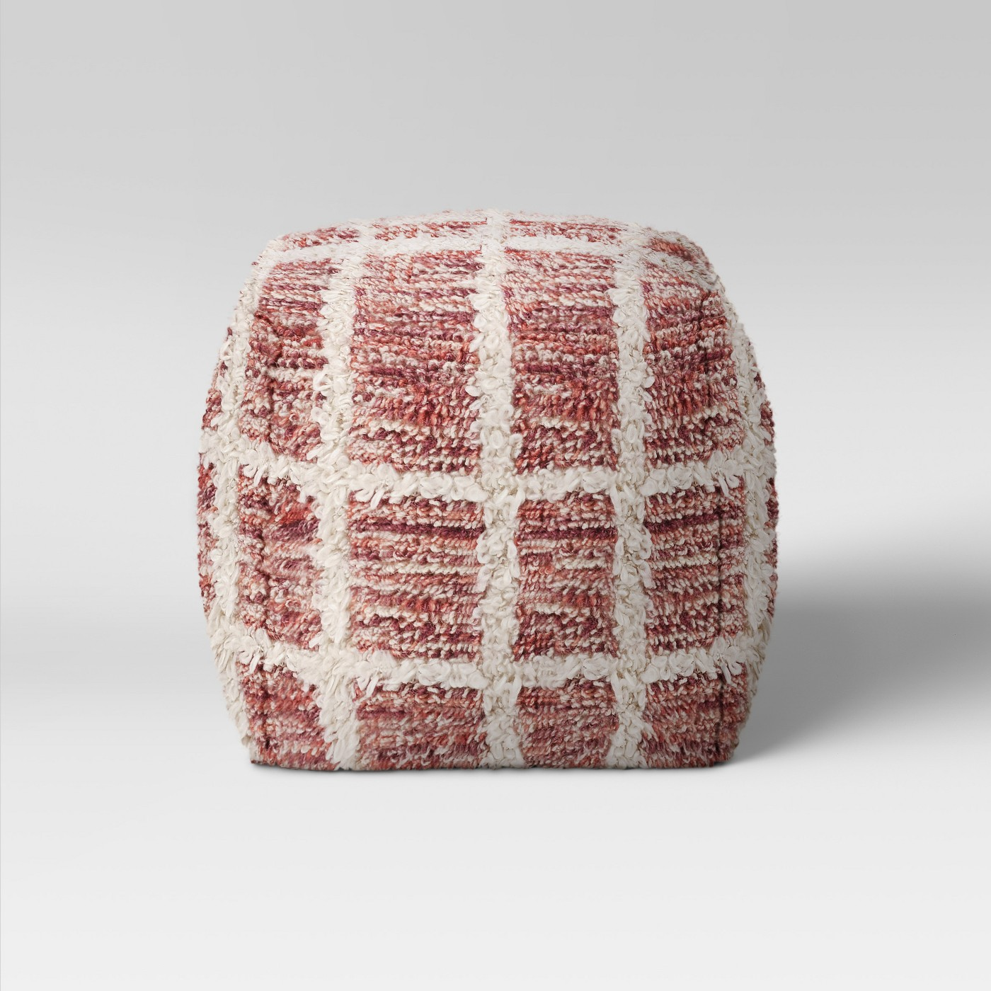 hygge decor a pouf
