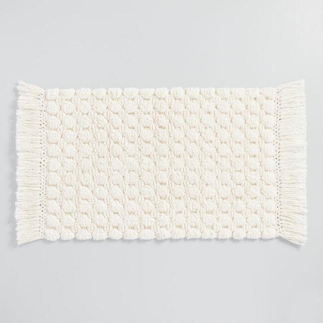 hygge decor bath mat